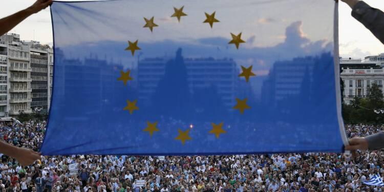 Il faut un accord avec la Grèce d'ici un sommet prévu lundi