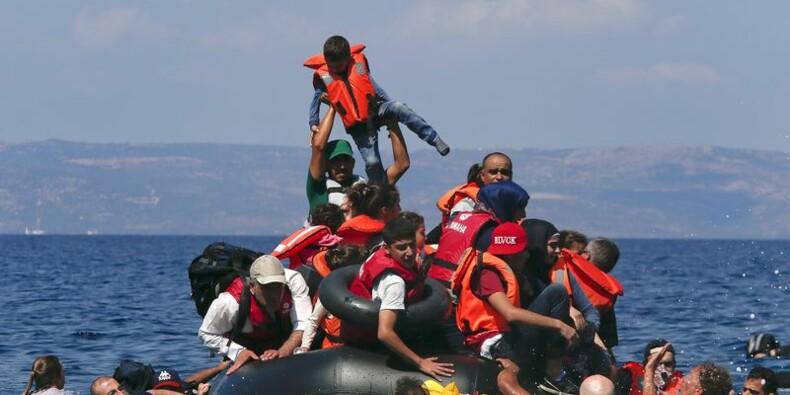 Trente-quatre migrants meurent noyés près d'une île grecque