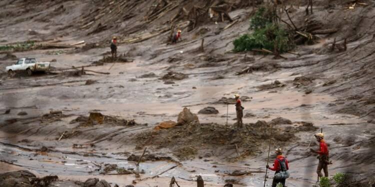 Peu de réponses après la catastrophe minière au Brésil