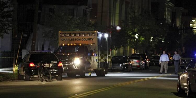 Neuf tués dans une église afro-américaine en Caroline du Sud