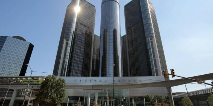 General Motors fait mieux qu'attendu au 3e trimestre