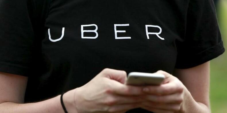 Les réservations d'Uber auraient plus que triplé en 2015