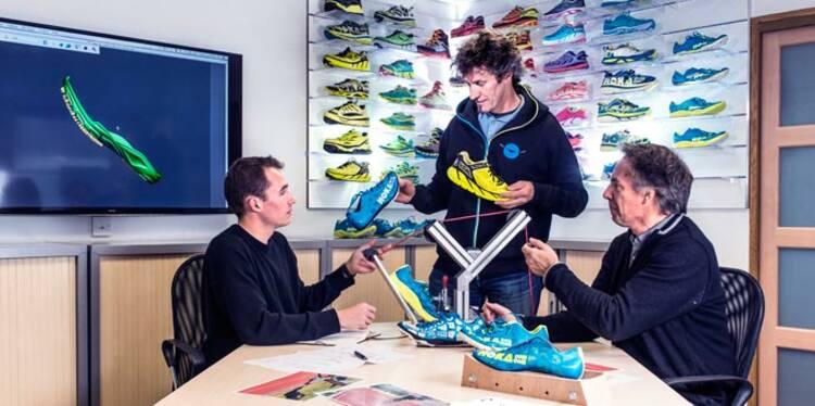 Adidas, Nike, Asics...les équipementiers sont passés à l'ère du high-tech