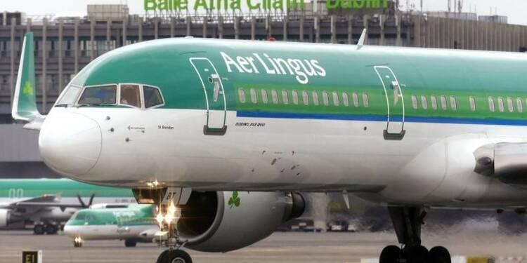 IAG soumet des concessions à l'UE pour le rachat d'Aer Lingus