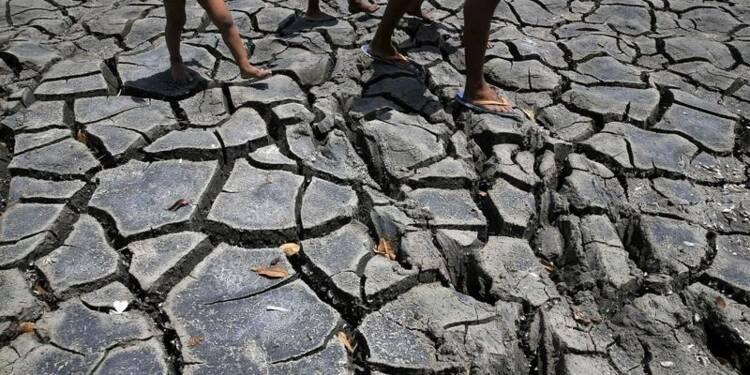 L'épisode climatique actuel d'El Niño particulièrement puissant