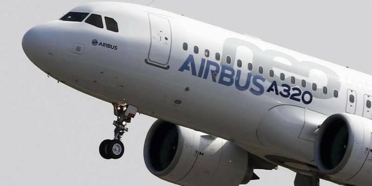 Airbus fait mieux que prévu au 2e trimestre malgré l'A400M