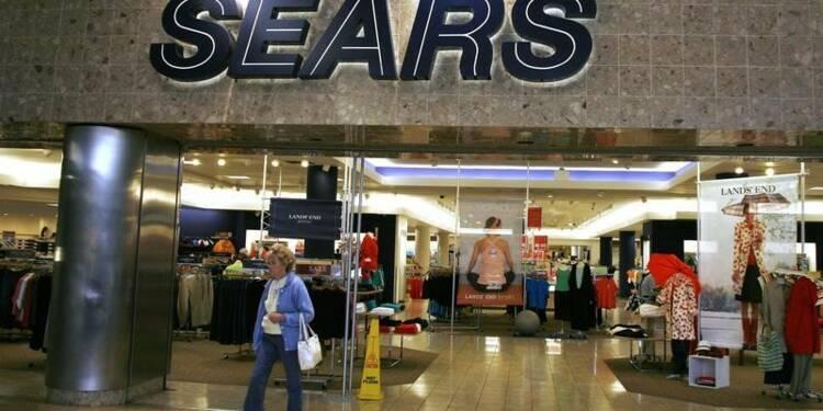 Premier bénéfice trimestriel pour Sears depuis 2012