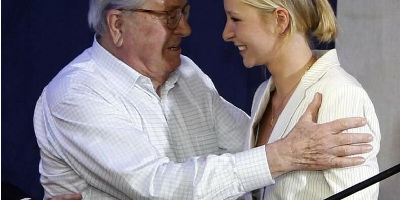 Jean-Marie Le Pen adoube sa petite-fille pour la région Paca
