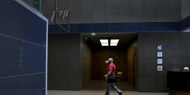 La Bourse d'Athènes annonce qu'elle rouvrira lundi
