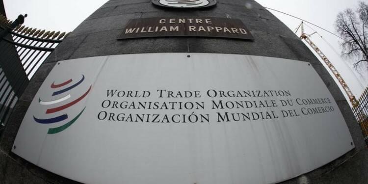 L'OMC réduit ses prévisions pour le commerce mondial