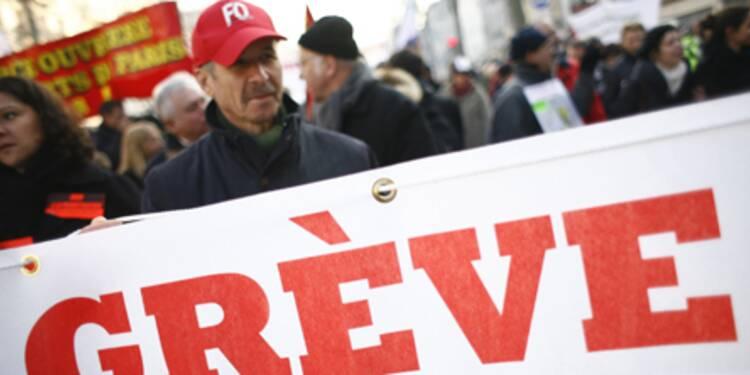 Le syndicat FO appelle à une grève  de 24 heures pour défendre les retraites