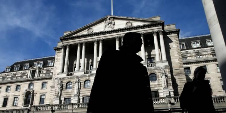 La Banque d'Angleterre confirme étudier le scénario d'un Brexit