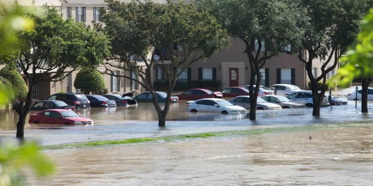 Etat de catastrophe naturelle au Texas après des intempéries