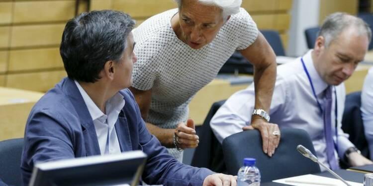 Grèce : les négociations patinent, pas d'accord en vue à l'Eurogroupe