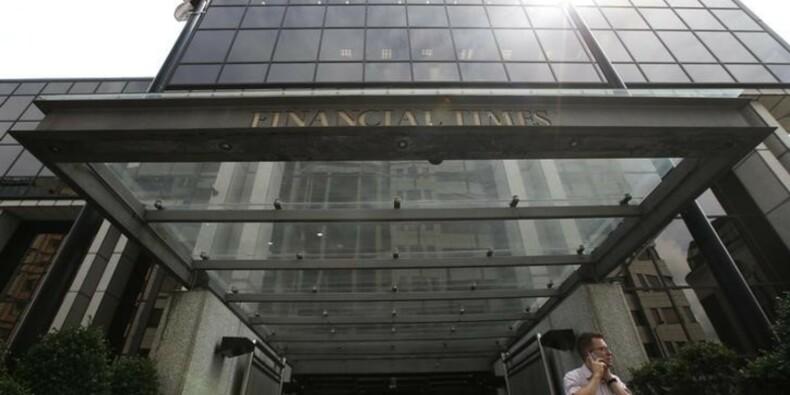 Pearson vend le Financial Times au japonais Nikkei