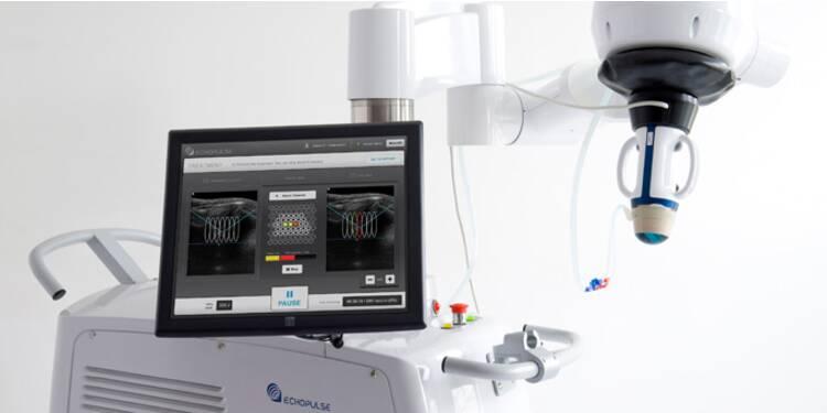 Theraclion annonce une nouvelle avancée dans le traitement des tumeurs bénignes du sein