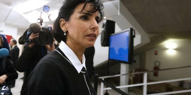 Rachida Dati dénonce une cabale au sujet de dépenses retoquées