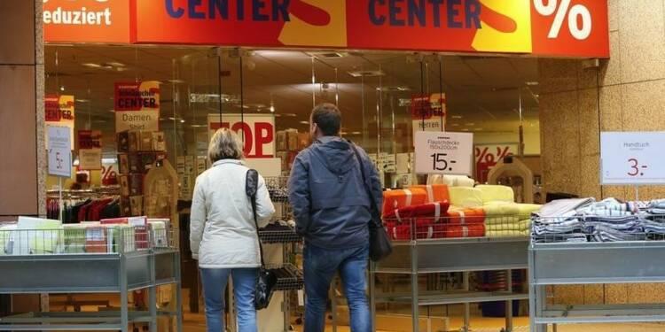 Le moral du consommateur allemand s'est encore dégradé