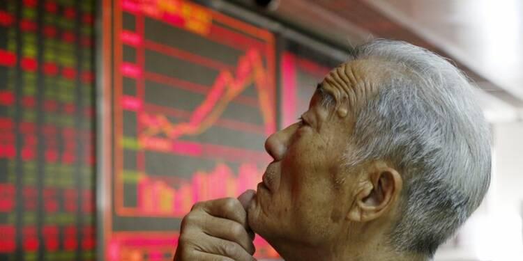 Krach chinois : les gros actionnaires ont interdiction de vendre pendant 6 mois