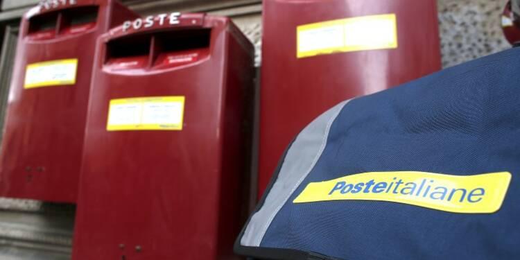 Le prix d'introduction de Poste Italiane fixé à 6,75 euros