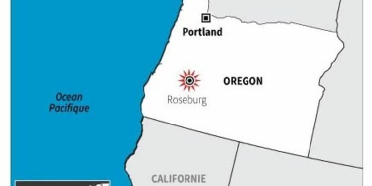 Au moins 13 morts dans une fusillade sur un campus de l'Oregon