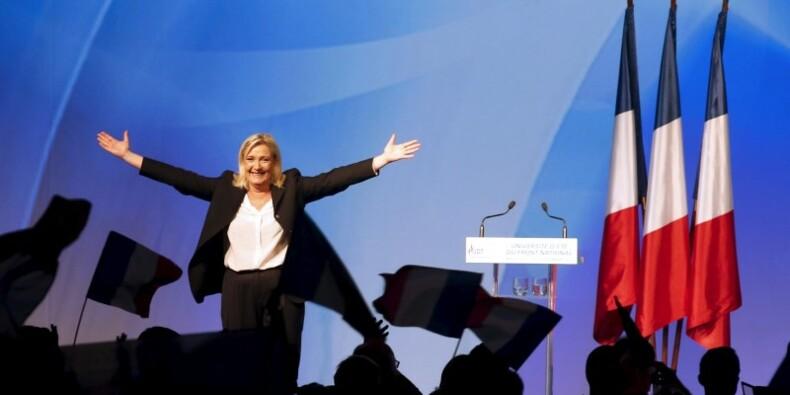 31% des Français prêts à voter Marine Le Pen à la présidentielle