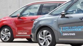 Peugeot veut lancer sa voiture autonome d'ici 2020