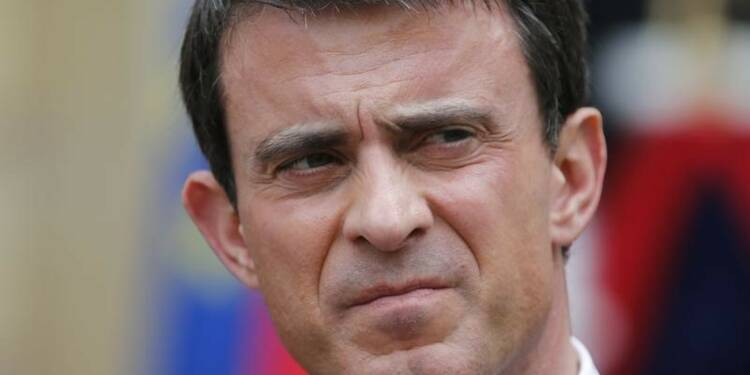 """Manuel Valls admet une """"bourde"""" au sujet de son voyage à Berlin"""