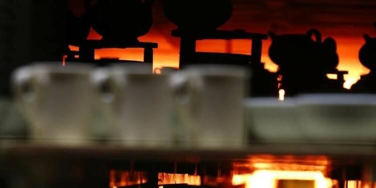 La production industrielle britannique en très légère hausse