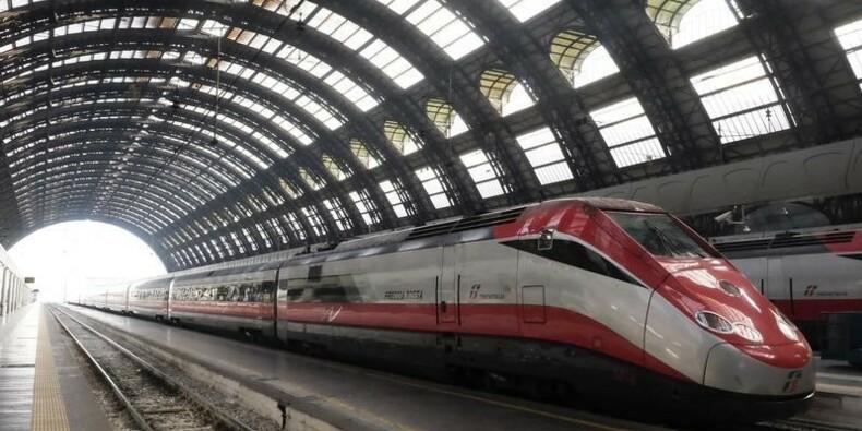 Rome veut céder jusqu'à 40% de sa compagnie ferroviaire
