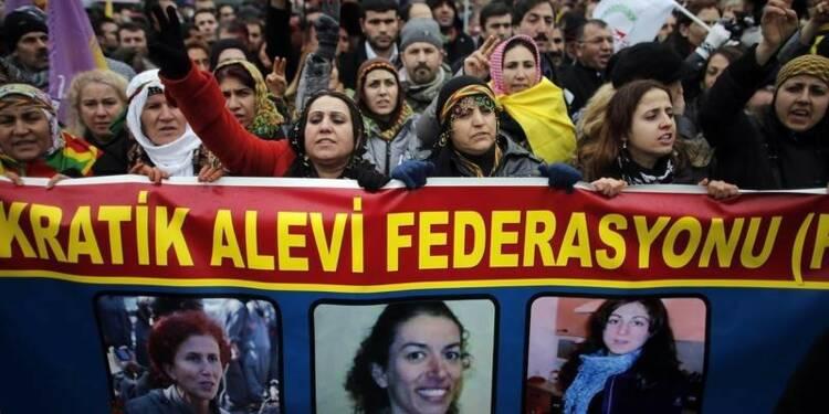 Le suspect de l'assassinat à Paris de trois Kurdes aux assises