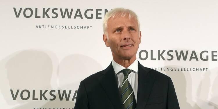 Volkswagen choisit un homme du sérail pour sortir de la crise