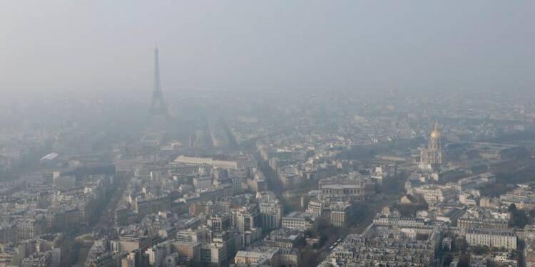 Circulation alternée lundi à Paris sauf si la pollution baisse