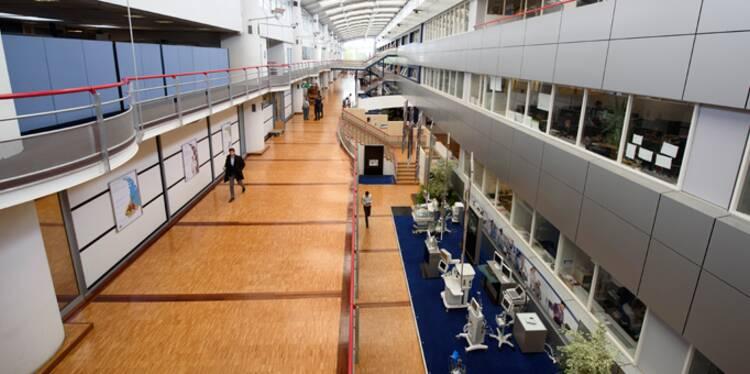 GE Healthcare : Dans ces laboratoires, on prépare la médecine du futur
