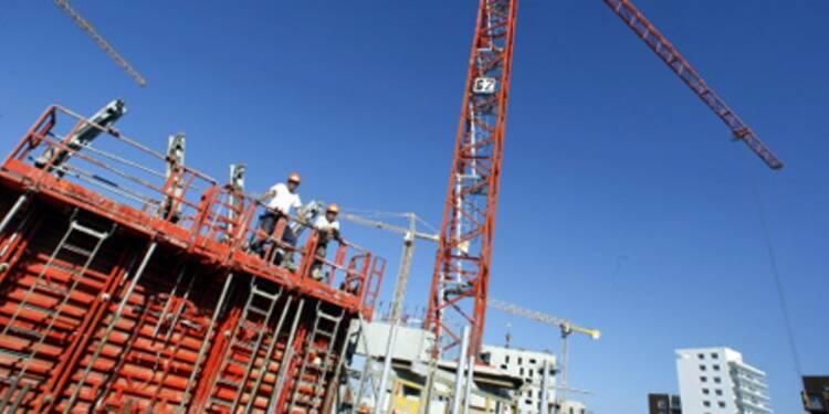 Le nombre de permis de construire au plus bas depuis six ans