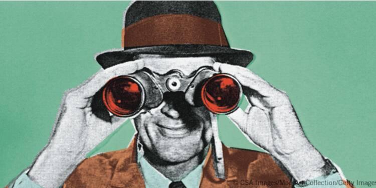 Les gadgets de l'apprenti espion
