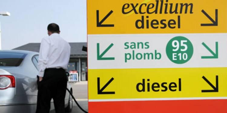 Les prix des carburants tombent à leur plus bas niveau en 4 ans