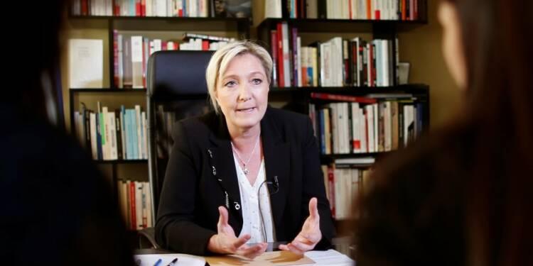 Marine Le Pen veut faire le procès du Qatar