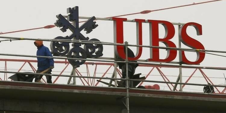 UBS puise dans ses provisions et fait face à de nouveaux risques