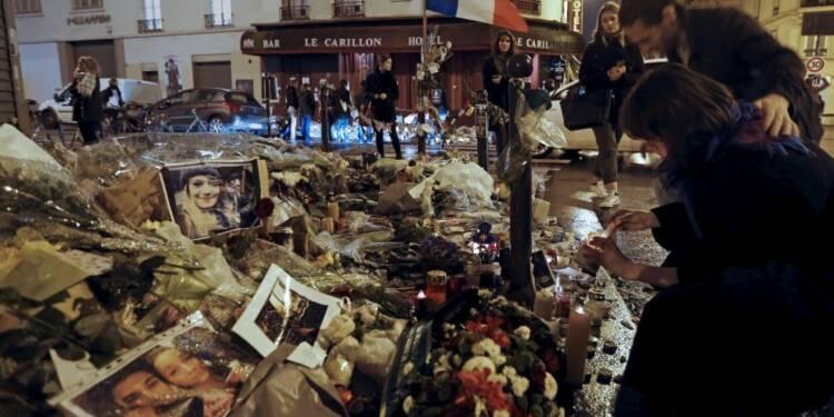Hommage national aux victimes des attentats le 27 novembre