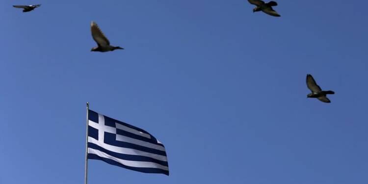 La Grèce a remboursé 450 millions d'euros au FMI