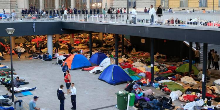 Paris et Berlin proposent des quotas de réfugiés par pays