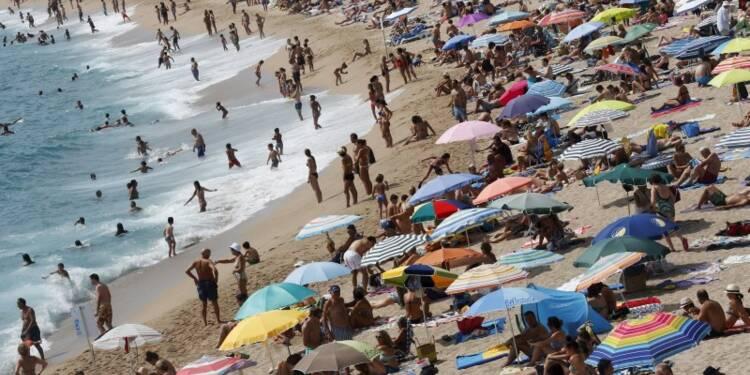 Record touristique en Espagne