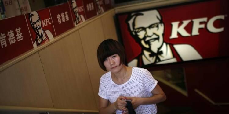 Les ventes de Yum Brands baissent encore avec la Chine