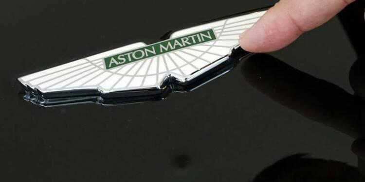 """Aston Martin prévoit des suppressions d'emplois """"significatives"""""""