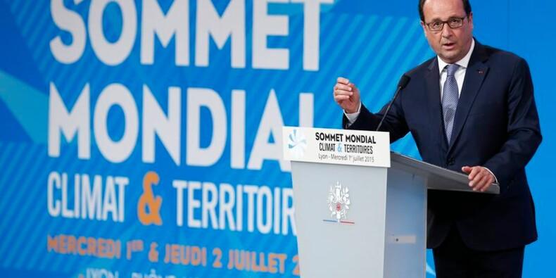 La France mobilise la société civile sur le climat