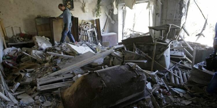 Les combats dans l'est de l'Ukraine ont fait près de 8.000 morts