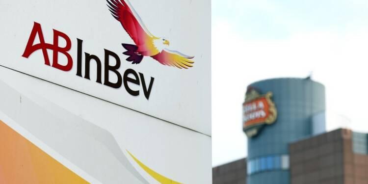 ABInBev augmente son bénéfice malgré les Etats-Unis