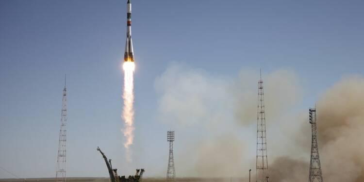 Un vaisseau russe Progress décolle à destination de l'ISS