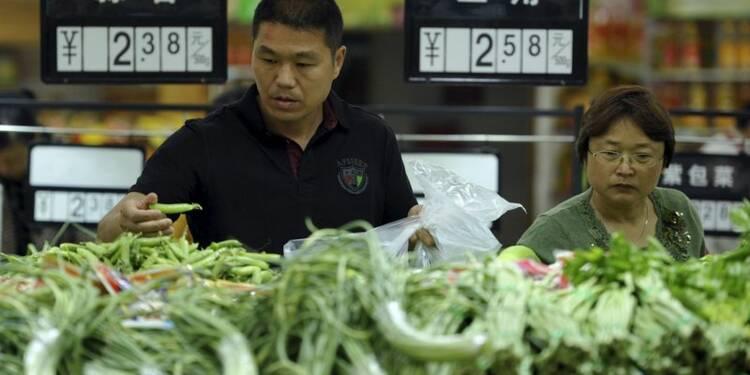 Inflation plus faible que prévu en avril en Chine